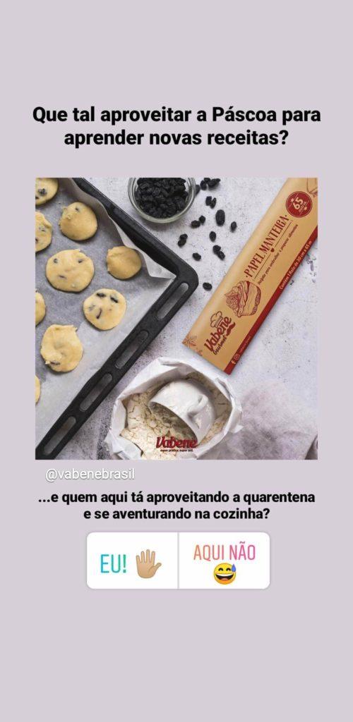 Stories enquete engajamento instagram