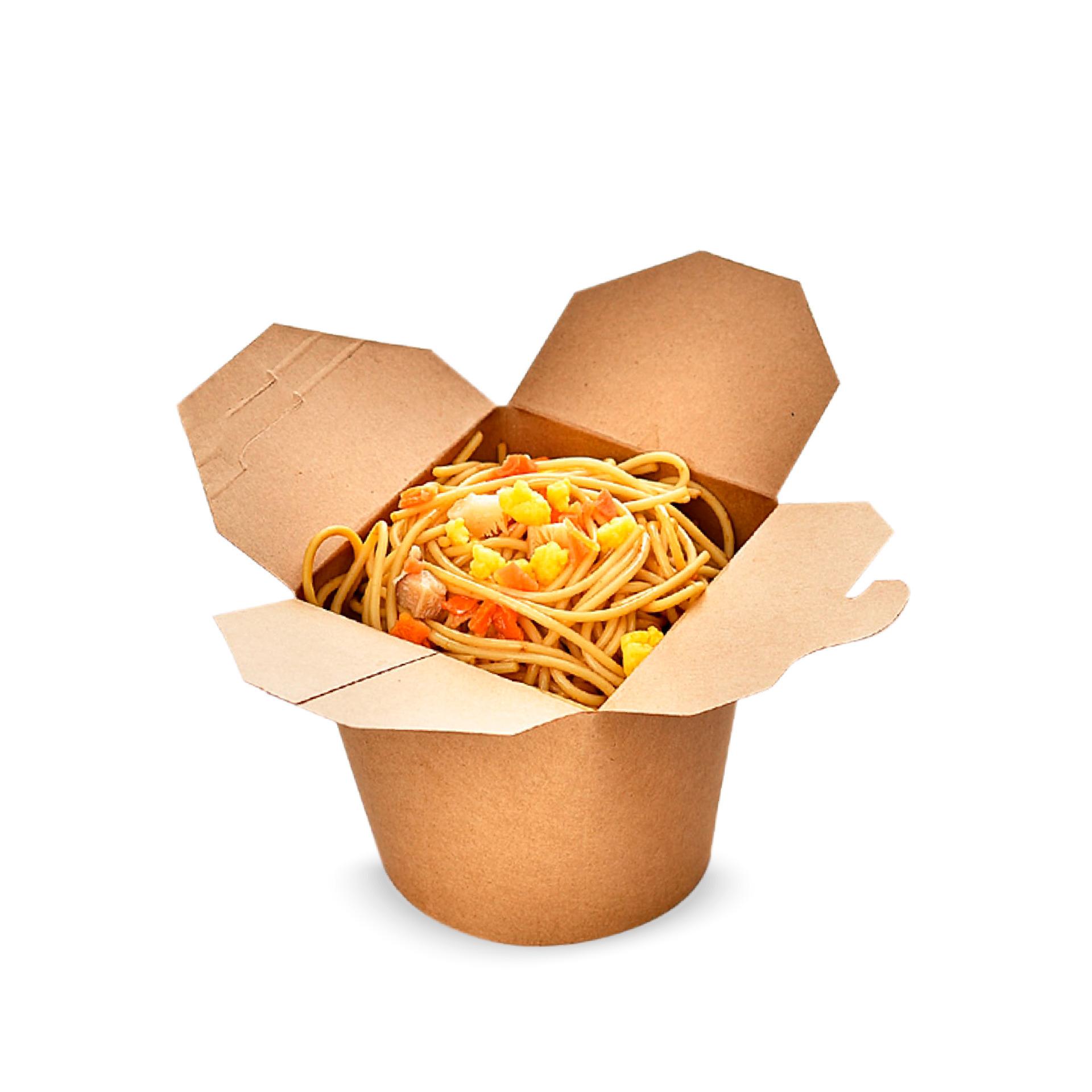 Embalagem box papel Vabene